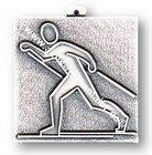 Medaille Langlauf